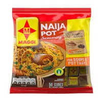 Maggi Naija Pot Seasoning 50cubes