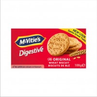 McVities Digestive 100g