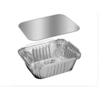 Aluminium Foil Food Pack  (x10)