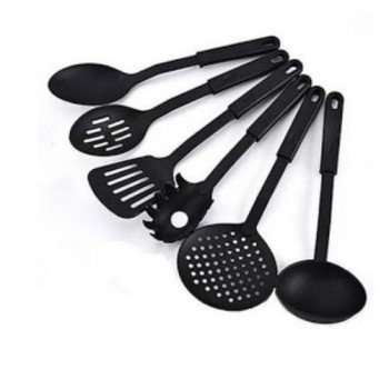 Non Stick Cooking Spoon (6Pcs)