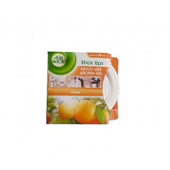 Air Wick Stick Up Freshener Gel (30g)- Citrus x 24