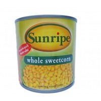Sunripe Whole Sweetcorn 340g