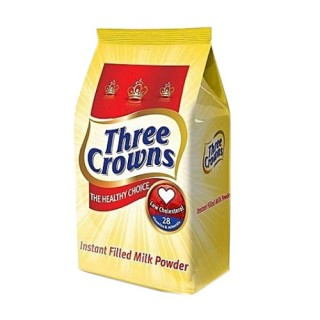 Three Crowns Powdered Milk 380g Pouch x 12 (carton)